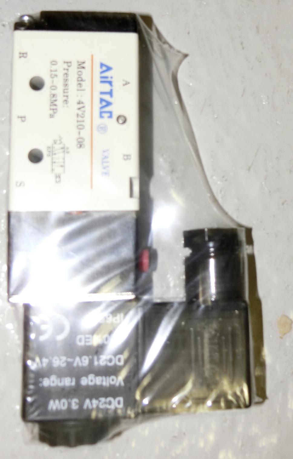 エアー電極用電磁弁 CM00003