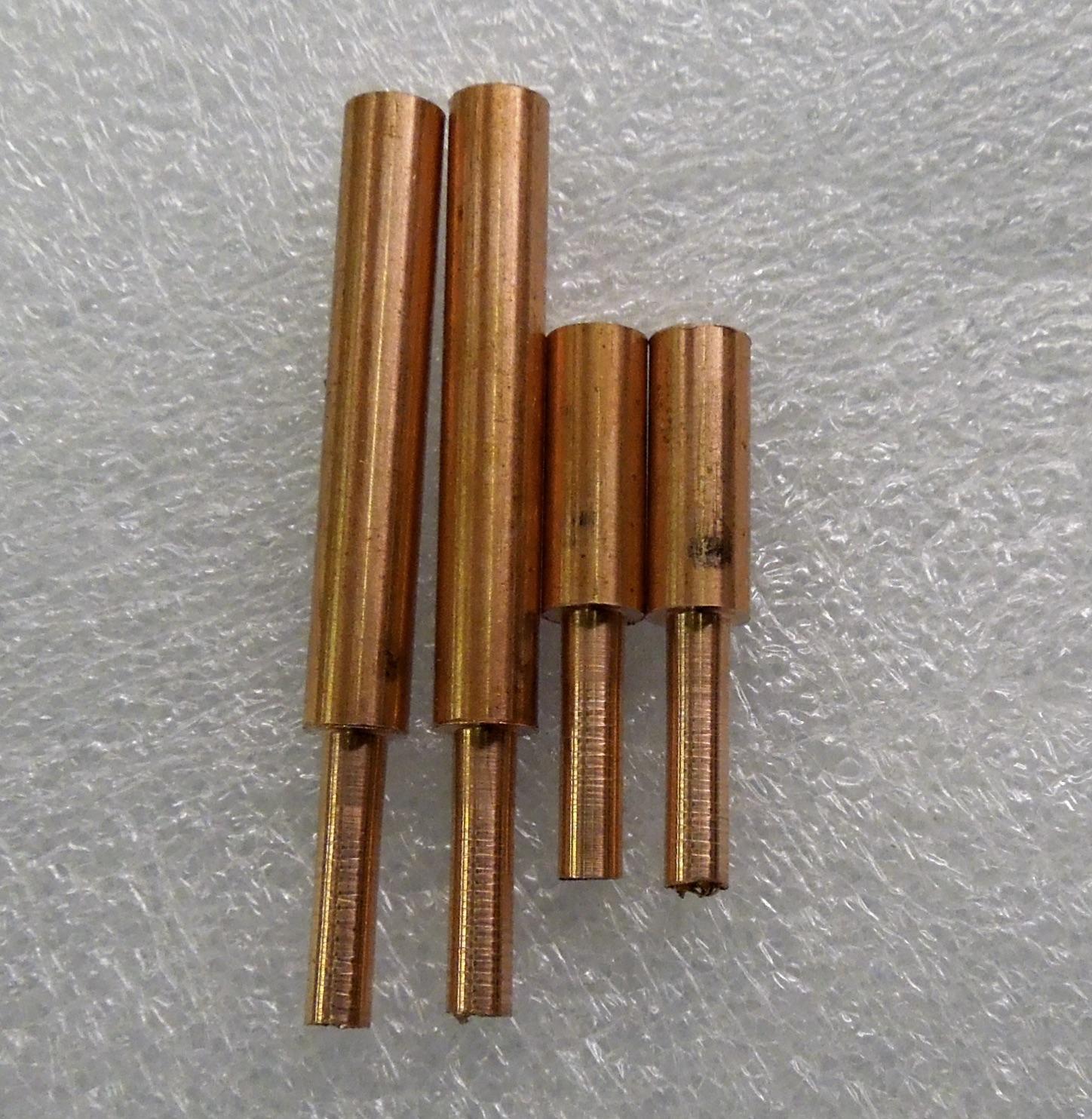 エアー電極 クロム銅  CM00005