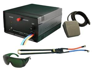 ピンセット電極HSW-02Aセット