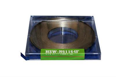 ニッケル薄板(0.1t,6.4x50m)