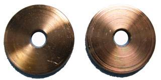ローラー電極用替電極 PSW-R2-C1